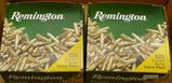 1050 rds of Remington 22LR Gold Bullet ammo