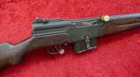 French MAS 1949 Semi Auto Rifle