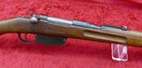 Steyr Model 95 Military Rifle & Bayonet