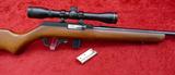 Marlin Model 717M2 17 Mach 2 Rifle