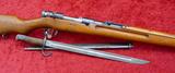 Fine Japanese Type 38 Military Rifle & Bayonet
