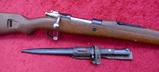 Yugo Model M48A Military Rifle & Bayonet