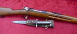 Swedish Model 96-38 Short Rifle
