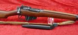 British No 4 MKI Military Rifle & Bayonet