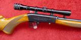 Belgium Browning 22 Take Down w/scope