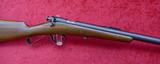 Savage Model 1911 22 Boys Rifle