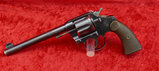 Early Colt Police Positive 38 cal Revolver