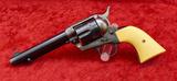 Colt Single Action Army 38 Spec Revolver