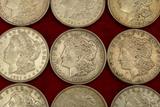 Lot of 20 Morgan Silver Dollars (D)