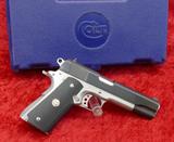 Colt MKIV Series 80 1911 Pistol 40 S&W