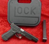 Glock Model 17L w/Custom Lone Wolf bbl kit