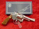 Smith & Wesson Model 63 22 cal Revolver