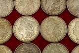 Lot of 20 1921 Silver Morgan Dollars (H)