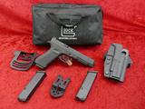 Glock 34 GEN 4 9mm Pistol