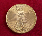 1927 US $20 Gold Coin