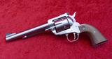 Ruger SS Blackhawk 1976 Production Revolver