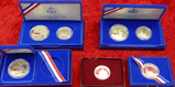 Lot of Silver US Commemorative Coins