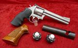 Smith & Wesson Model 686-3 357 Magnum Revolver