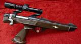 Remington Model XP100 in 221 Fireball
