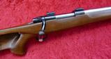 Custom Winchester Model 70 in 264 WIN Mag