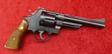 Smith Model 28-2 Hwy Patrolman 357 Revolver