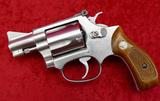 Smith & Wesson Model 60-1 Ashland Special Revolver