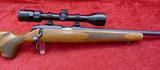 Remington Model 504 22LR w/Scope