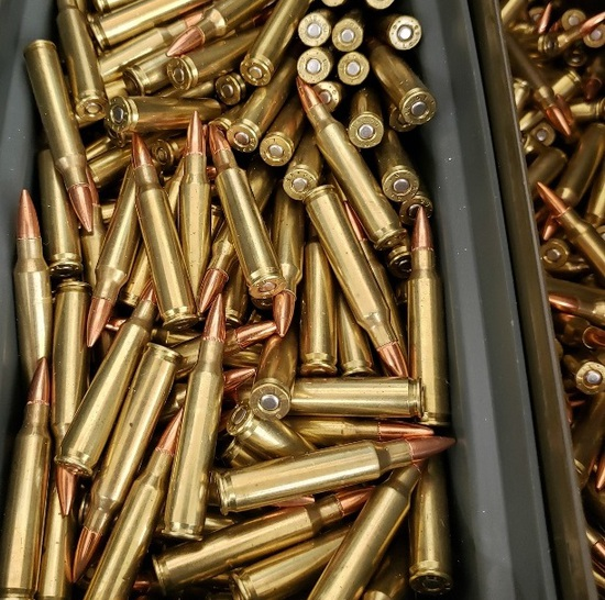 Huge Online Ammo, Reloading & Sportsman Auction