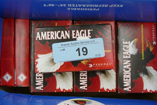 240 rds American Eagle 223 Ammo