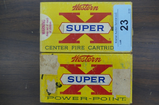 40 rds of Factory 257 Roberts Ammo