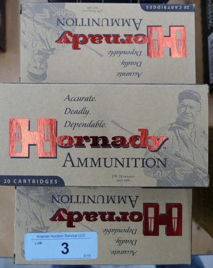 200 rds Hornady 450 Bushmaster Ammo