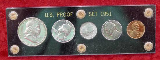 1951 US Proof Set