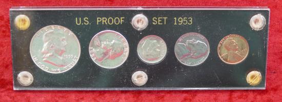 1953 US Proof Set