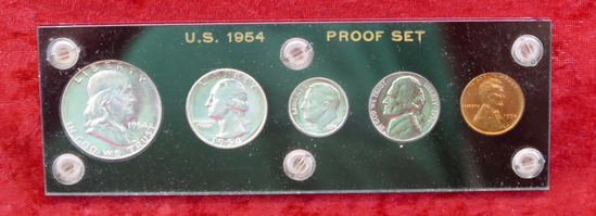 1954 US Proof Set