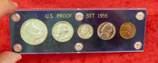 1955 US Proof Set