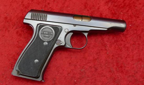 Remington Model 51 380 cal Pocket Pistol