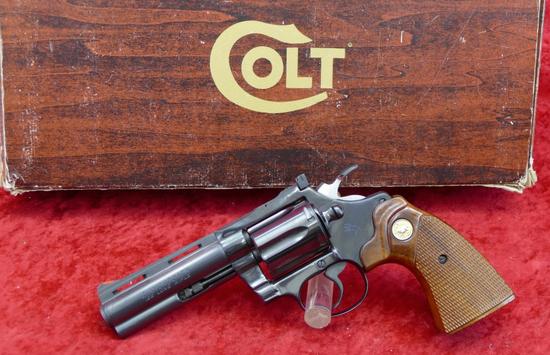 "NIB Colt 22 cal Diamondback w/4"" bbl."