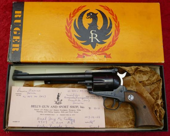 NIB Ruger Blackhawk 30 cal Carbine Revolver