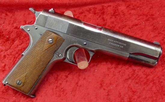 Colt Civilian 1911 45 Pistol