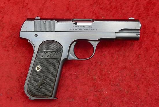 1908 Colt 380 cal. Pocket Pistol