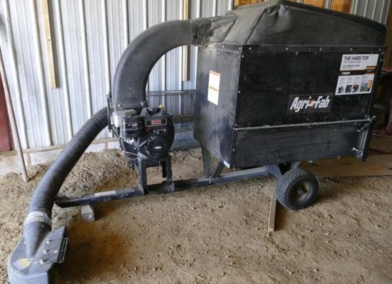 Agri-Fab Leaf/Lawn Bagger-Vacuum