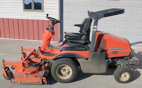 Kubota F2680 Front Deck Lawn Tractor