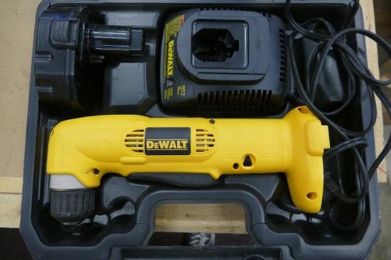 DeWalt 14.4V Cordless Angle Drill