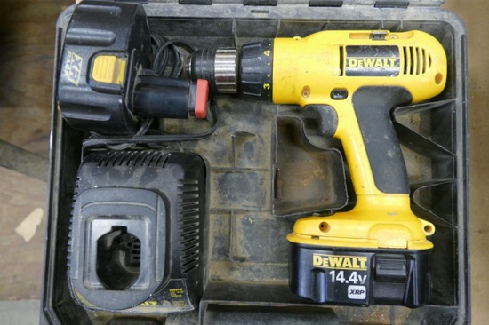 DeWalt 14.4v Cordless Drill