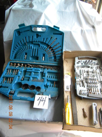Lot= Allen Wrenches, Driver Kits,
