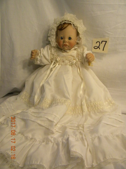 Lee Middleton Original Doll: First Moments, Open Eyes, Oe 071785, 1985, 135