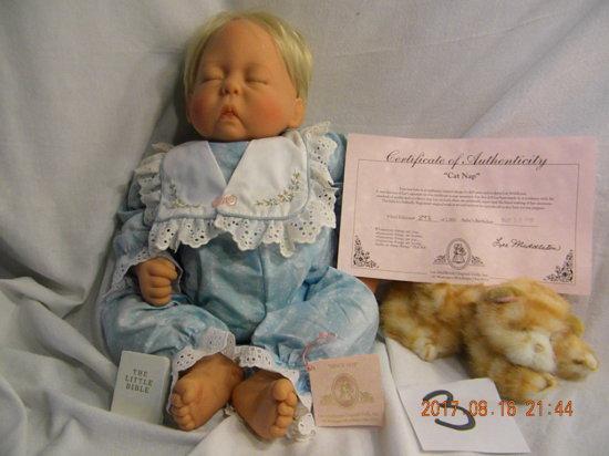 Lee Middleton Original Doll: Cat Nap