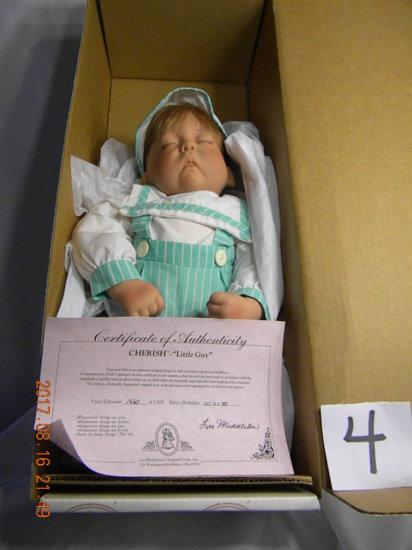 Lee Middleton Original Doll: Cherish Little Guy