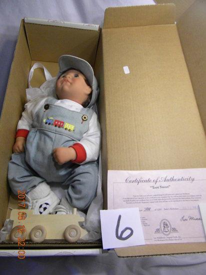 Lee Middleton Original Doll: Toot Sweet