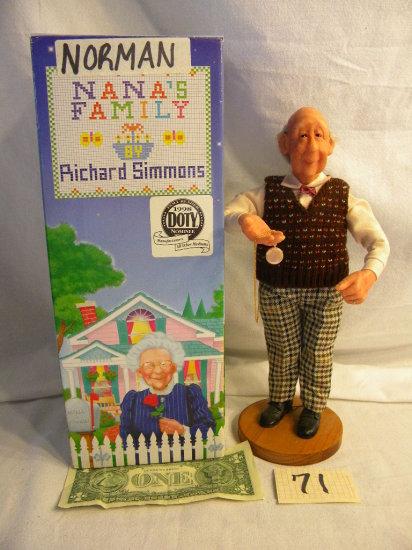 Nanny's Family, Artist Annie Wahl, By Richard Simmons= Nanna #197004